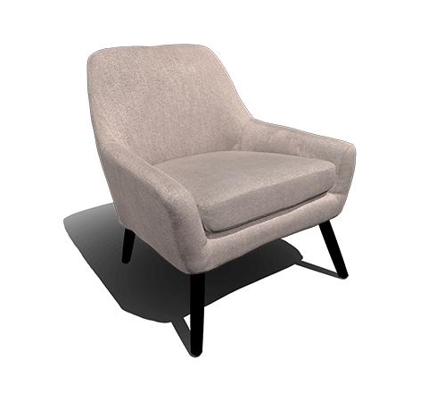 California office chair 3D model