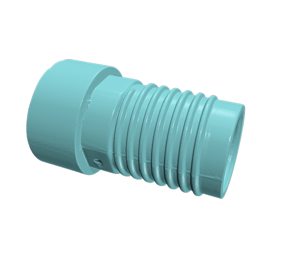 Plastic Bolt 3D model