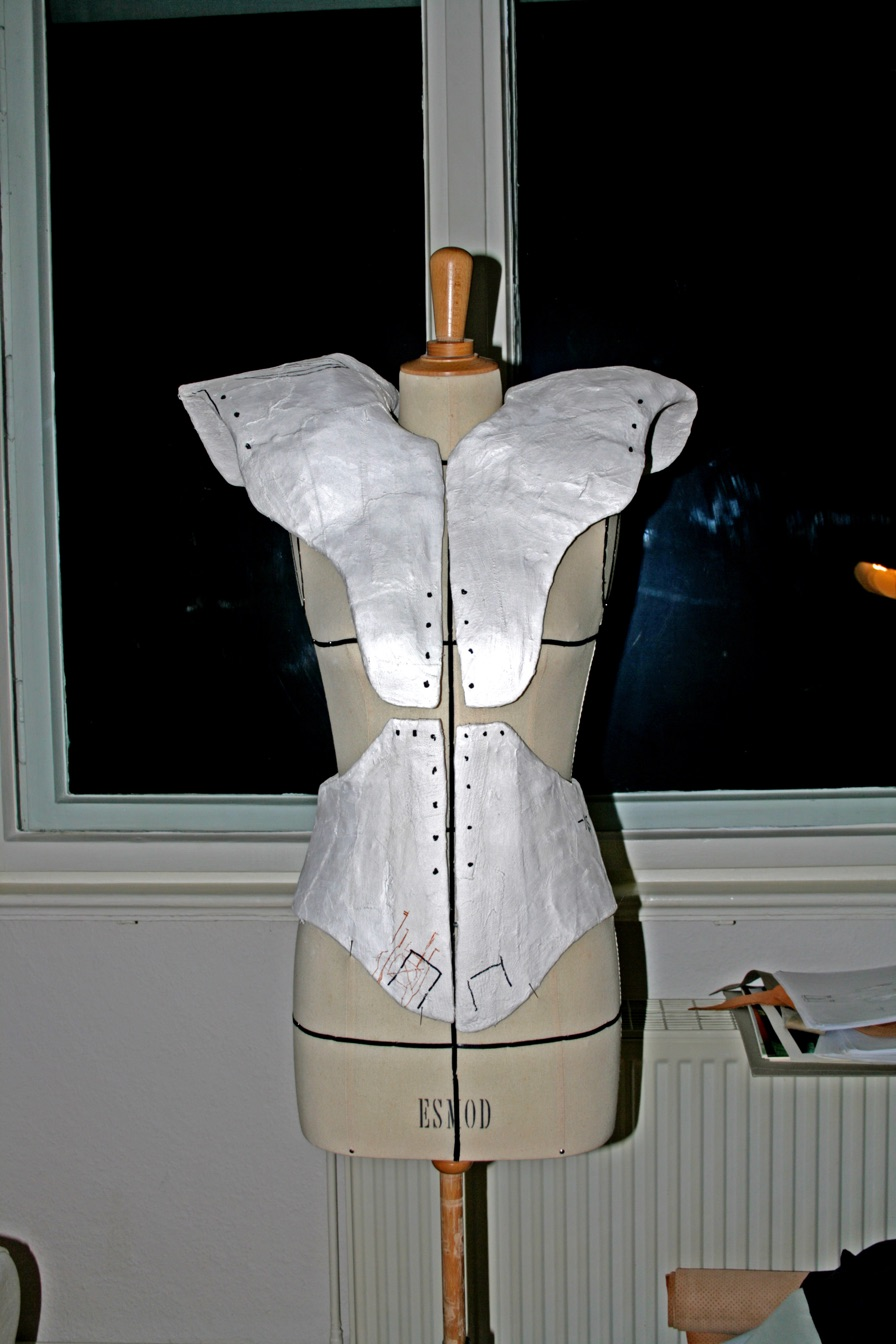 German Fashion Designer Uses Artec Eva To Bring Her Vision To Life Artec 3d Scanners Applications