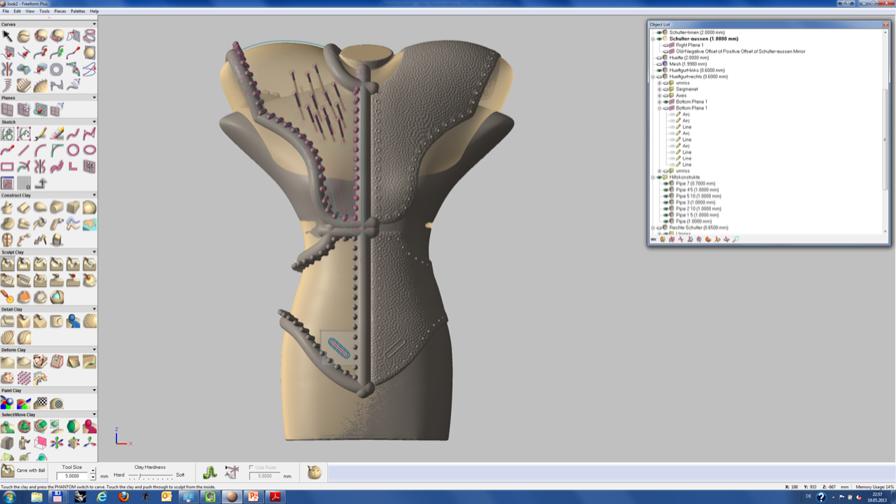 software stilista moda