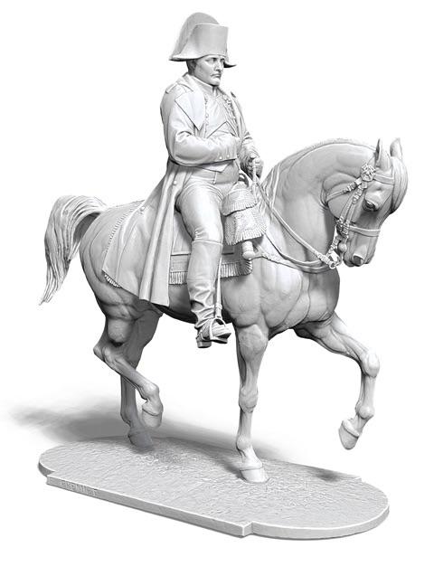 Artec Eva helps create a 3D model of a 4-meter-tall | Artec
