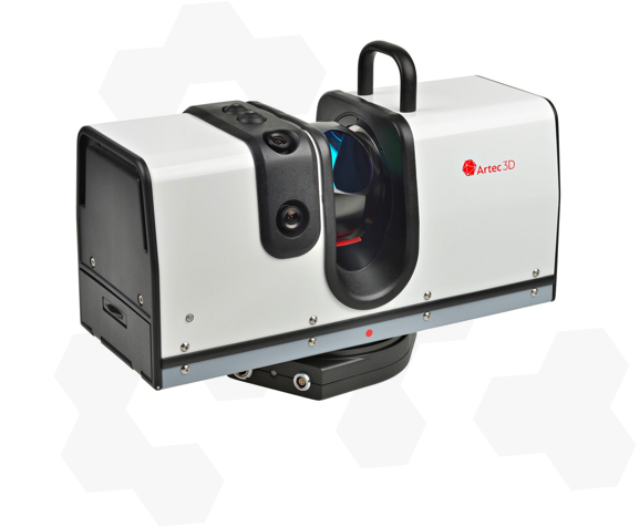 3D-Laserscanner Artec Ray