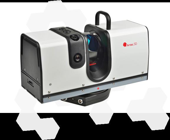 Artec Ray Scanner Laser 3D