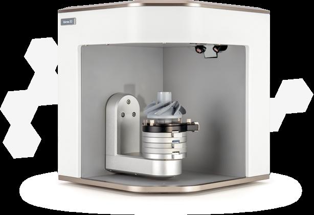 3D デスクトップ スキャナ Artec Micro