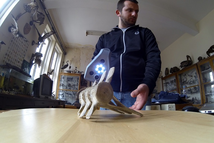 Threeding.com und Artec 3D bringen anatomische Tiermodelle auf den ...