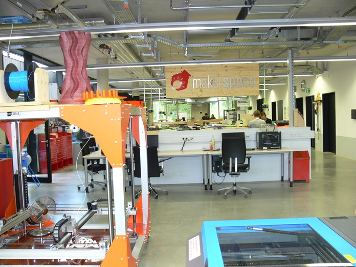 Artec provides 3D scanners to BMW co-sponsored MakerSpace
