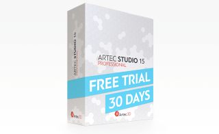 Artec Studio 15 Trial
